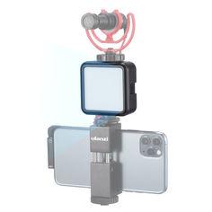 Акция на Накамерный свет Ulanzi W49 для фотоаппарата и камеры качественная съемка фото и видео в темноте от Allo UA