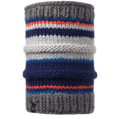 Акция на Бафф Buff Knitted & Polar Neckwarmer Dorian Blue Ink (116026.752.10.00) от Allo UA