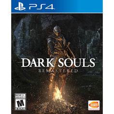 Акция на Диск с игрой Dark Souls: Remastered [PS4, Rus субт] от Allo UA