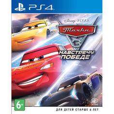Акция на Диск с игрой Тачки 3. Навстречу победе [PS4, Rus субт] от Allo UA