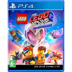 Акция на Диск с игрой LEGO Movie 2 Videogame [PS4, Rus субт] от Allo UA