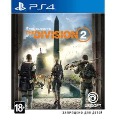 Акция на Диск с игрой Tom Clancy's The Division 2 [PS4, Rus] от Allo UA