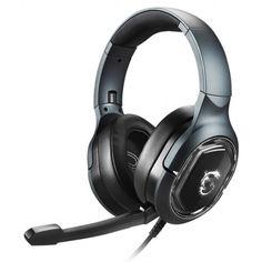 Наушники MSI MSI GH50 Immerse Gaming Headset (S37-0400020-SV1) Black от Allo UA