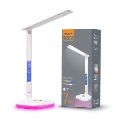 Настольная лампа VIDEX VL-TF05W-RGB 7W 3000-5500K (VL-TF05W-RGB) от Allo UA