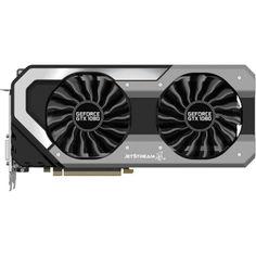 "Palit PCI-Ex GeForce GTX 1080 JetStream 8GB GDDR5X (NEB1080015P2-1040J) ""Refurbished"" от Allo UA"