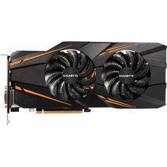 """GIGABYTE GeForce GTX 1070 WINDFORCE OC (GV-N1070WF2OC-8GD) """"Refurbished"""" от Allo UA"""