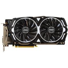 "MSI GeForce GTX 1060 ARMOR 6G OCV1 ""Refurbished"" от Allo UA"