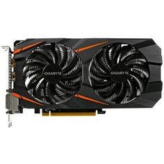 Gigabyte GTX1060 Windforce OC 6GB GDDR5 192bit (GV-N1060WF2OC-6GD) Refurbished от Allo UA