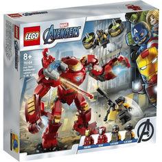 Акция на LEGO® Super Heroes Железный Человек - Халкбастер (76164) от Allo UA