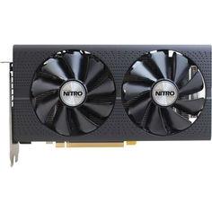 """AMD Radeon Sapphire RX 470 4Gb Nitro ME (11256-35) """"Over-stock"""" от Allo UA"""