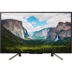 """43"""" Sony KD-L43WF665BR Smart TV Black от Allo UA"""