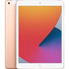 """Акция на Apple iPad 10.2"""" Wi-Fi + Cellular 128GB Gold 2020 (MYMN2RK/A) от Allo UA"""