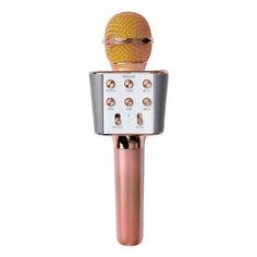 Акция на Караоке микрофон WSTER WS-1688 Rose от Allo UA