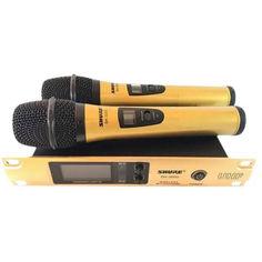 Акция на Микрофон Shure SH-300G3 Золотой от Allo UA