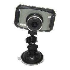 Акция на Видеорегистратор автомобильный Dvr HD 388 Full HD 1080P c светодиодной подсветкой от Allo UA