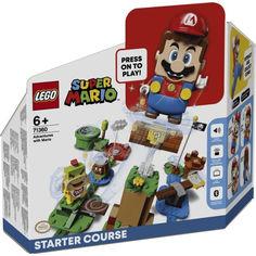 Акция на LEGO® Super Mario Приключения с Марио (71360) от Allo UA
