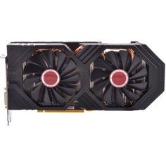 """XFX Radeon RX 580 GTS Black Edition 8GB 256bit (RX-580P8DBD6) """"Refurbished"""" от Allo UA"""