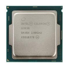 """Акция на Intel Celeron G3930 CM8067703015717 2.9GHz Socket 1151 """"Over-Stock"""" от Allo UA"""
