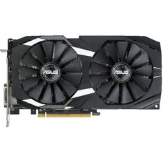 "ASUS DUAL-RX580-O4G 4GB DDR5 256bit ""Refurbished"" от Allo UA"