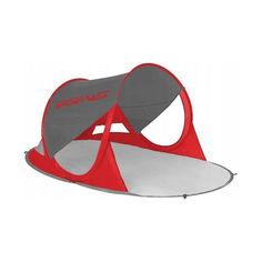 Палатка пляжная SportVida 190 x 120 см SV-WS0009 Grey/Red от Allo UA