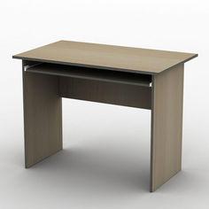 Акция на Письменнный стол СК-1 Бюджет Тиса 1200х600 от Allo UA