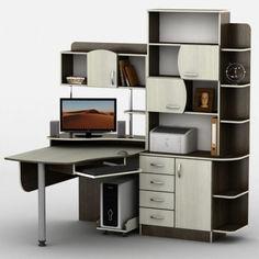 Акция на Компьютерный стол Тиса-08 Тиса Классик Плюс от Allo UA