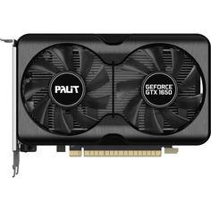GF GTX 1650 4GB GDDR5 GamingPro Palit (NE6165001BG1-1175A) от Allo UA