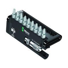 Акция на Набор WERA Bit-Check 10 Drywall 1 для работ по гипсокартону (05136011001) от Allo UA