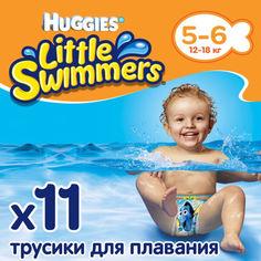 Подгузники для плавания Huggies Little Swimmers Naz 5-6 11 (5029053538426) от Allo UA