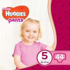 Подгузники-трусики Huggies Pant 5 (12-17 kg) Mega 44 Girl (5029053564036) от Allo UA