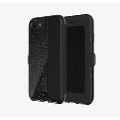 Акция на Чехол-книжка Tech21 Evo Wallet Active Edition противоударный для Iphone 7/8 Black от Allo UA