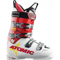 Акция на Ботинки лыжные Atomic 11 AE5001520 RT CS 100 29,5 (884397323252) white-red от Allo UA