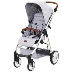 Акция на Детская коляска прогулочная ABC Design Mint Graphite Grey (51409/701) от Allo UA
