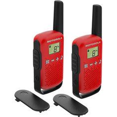 Акция на Рация Motorola TALKABOUT T42 RED TWIN PACK от Allo UA