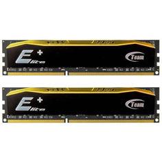 Акция на Оперативная память DDR4 2x4GB/2400 Team Elite Plus Black (TPD48G2400HC16DC01) от Allo UA