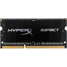 SO-DIMM 4GB/1866 1.35V DDR3L Kingston HyperX Impact (HX318LS11IB/4) от Allo UA