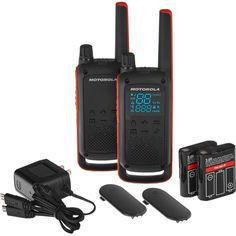 Акция на Motorola TALKABOUT T82 Twin Pack & Chgr WE от Allo UA