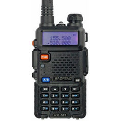 Акция на Рация Baofeng UV-5R Black от Allo UA