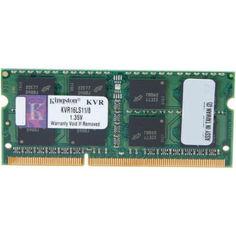 SO-DIMM 8GB/1600 DDR3 Kingston (KVR16LS11/8) от Allo UA