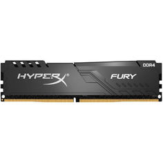DDR4 8GB/2400 Kingston HyperX Fury Black (HX424C15FB3/8) от Allo UA