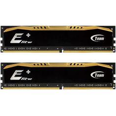 DDR4 2x8GB/2400 Team Elite Plus Black (TPD416G2400HC16DC01) от Allo UA