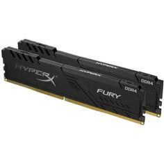 DDR4 2х8GB/2666 Kingston HyperX Fury Black (HX426C16FB3K2/16) от Allo UA