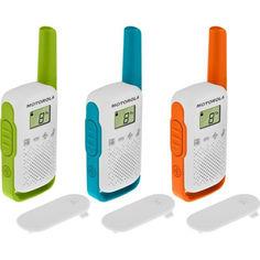 Акция на Рация Motorola TALKABOUT T42 TRIPLE PACK от Allo UA