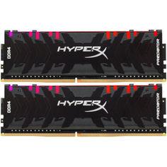 DDR4 2x8GB/4000 Kingston HyperX Predator RGB (HX440C19PB3AK2/16) от Allo UA