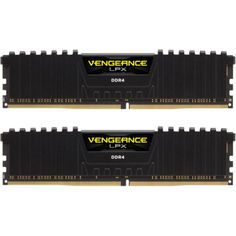 DDR4 2x16GB/3200 Corsair Vengeance LPX Black (CMK32GX4M2D3200C16) от Allo UA