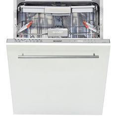 Акция на Посудомоечная машина Sharp QW-GD54R443X-UA от Allo UA