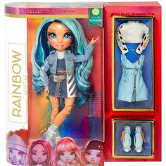 Акция на Кукла Rainbow High Скайлар с аксессуарами (569633) от Allo UA