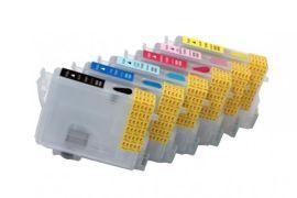Акция на Перезаправляемые картриджи Epson R200 с чипами от Lucky Print UA