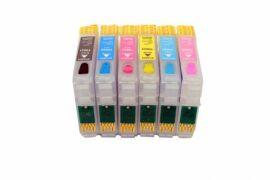 Акция на Перезаправляемые картриджи Epson RX640 от Lucky Print UA