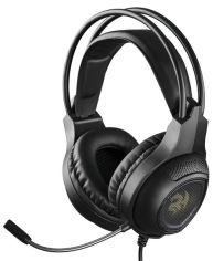 Акция на Игроваягарнитура 2E Gaming HG310 LED 3.5mm Black от MOYO